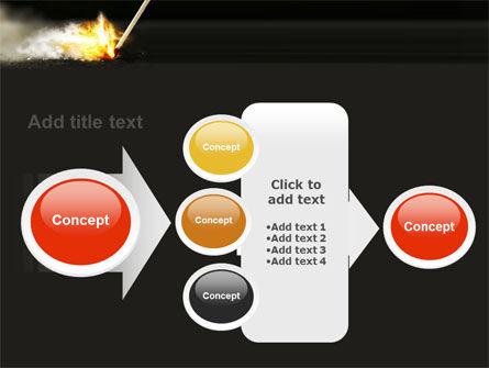 Firestarter PowerPoint Template Slide 17
