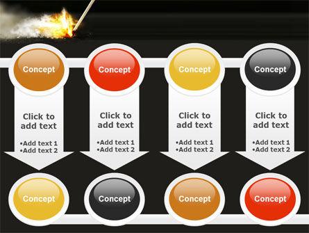 Firestarter PowerPoint Template Slide 18