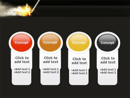 Firestarter PowerPoint Template Slide 5