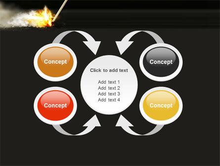 Firestarter PowerPoint Template Slide 6