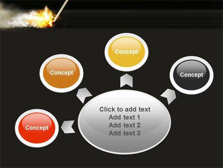 Firestarter PowerPoint Template Slide 7