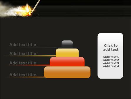 Firestarter PowerPoint Template Slide 8