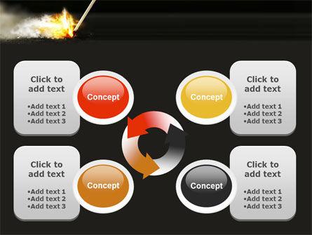 Firestarter PowerPoint Template Slide 9