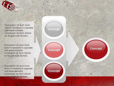 Dynamite PowerPoint Template Slide 11