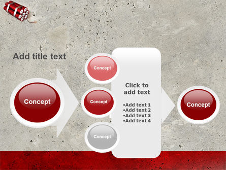 Dynamite PowerPoint Template Slide 17