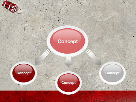 Dynamite PowerPoint Template Slide 4