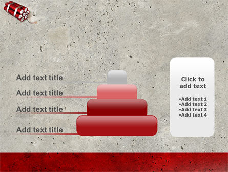 Dynamite PowerPoint Template Slide 8
