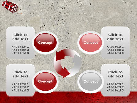 Dynamite PowerPoint Template Slide 9