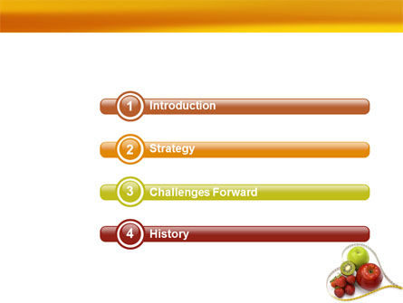 balanced nutrition powerpoint template, backgrounds, Powerpoint