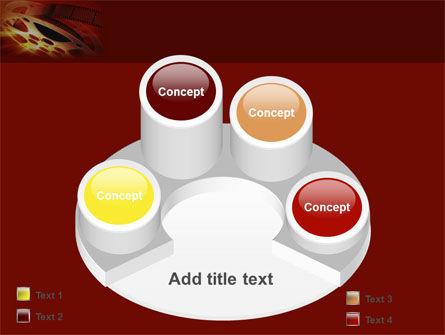 Filmmaking PowerPoint Template Slide 12