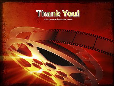 Filmmaking PowerPoint Template Slide 20