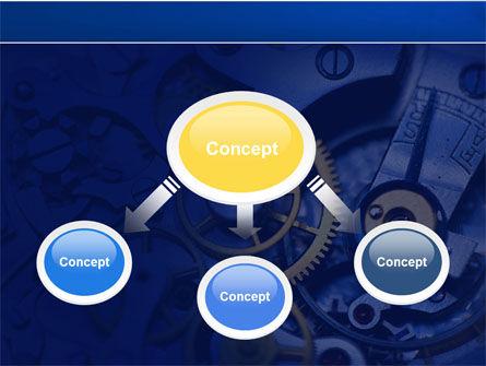 Precision Clockwork PowerPoint Template, Slide 4, 04297, Construction — PoweredTemplate.com