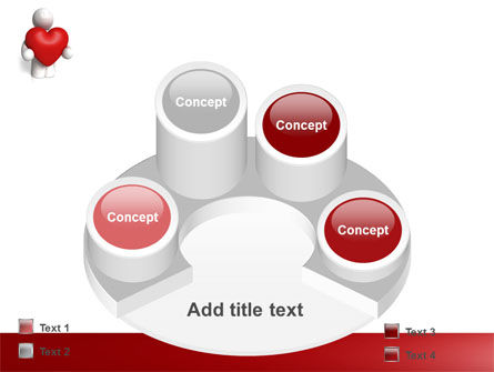 True Love PowerPoint Template Slide 12