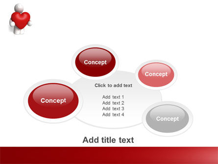 True Love PowerPoint Template Slide 16