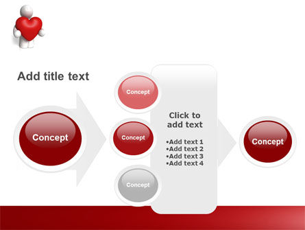 True Love PowerPoint Template Slide 17