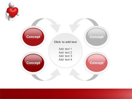 True Love PowerPoint Template Slide 6