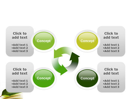 Publishing PowerPoint Template Slide 9