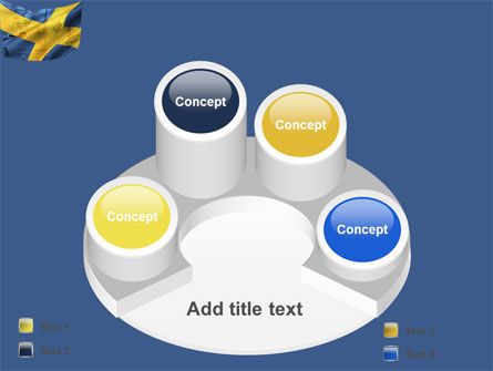Sweden PowerPoint Template Slide 12