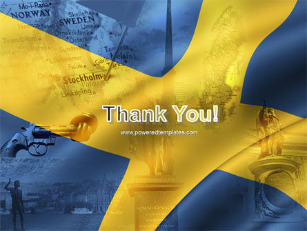 Sweden PowerPoint Template Slide 20