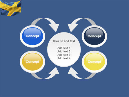 Sweden PowerPoint Template Slide 6