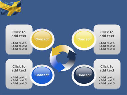 Sweden PowerPoint Template Slide 9