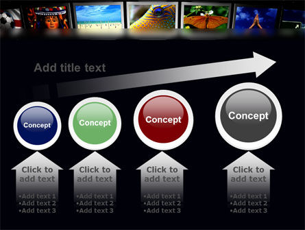 Image Stock PowerPoint Template Slide 13