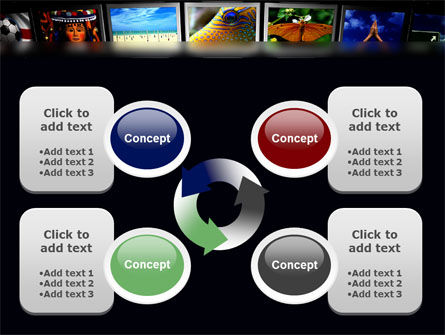 Image Stock PowerPoint Template Slide 9