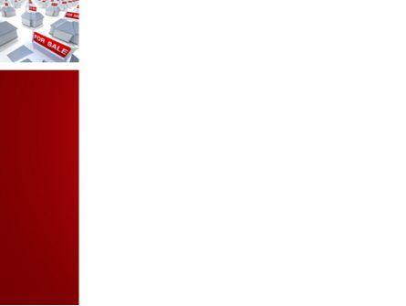 Real Estate In Massive Sale PowerPoint Template, Slide 3, 04307, Construction — PoweredTemplate.com