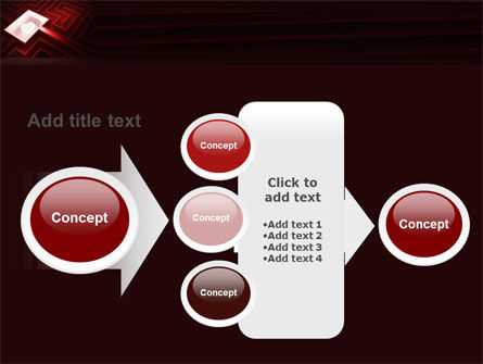 Way to the Heart PowerPoint Template Slide 17