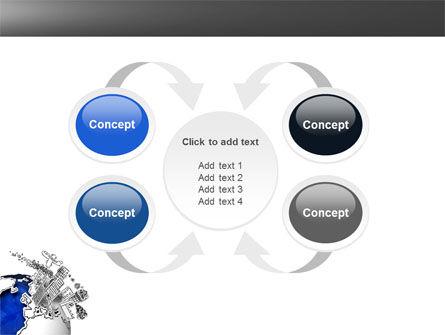Modern Civilization PowerPoint Template Slide 6