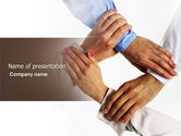 Consulting: Mutual Responsibility PowerPoint Template #04311