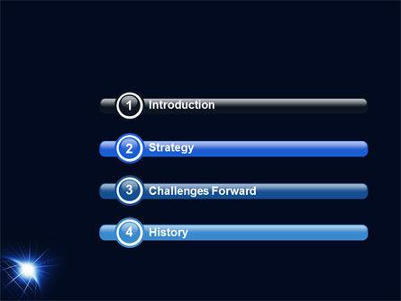 Shining Horizon PowerPoint Template, Slide 3, 04315, Global — PoweredTemplate.com