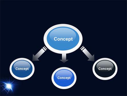 Shining Horizon PowerPoint Template, Slide 4, 04315, Global — PoweredTemplate.com