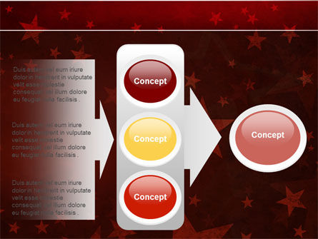 Star Of The Best PowerPoint Template Slide 11