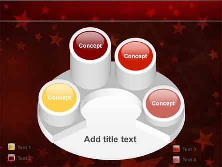 Star Of The Best PowerPoint Template Slide 12