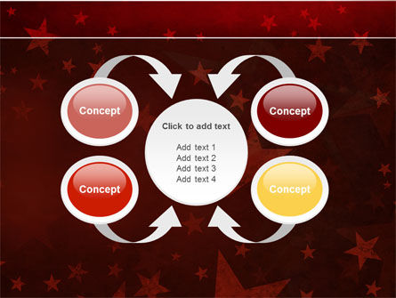 Star Of The Best PowerPoint Template Slide 6