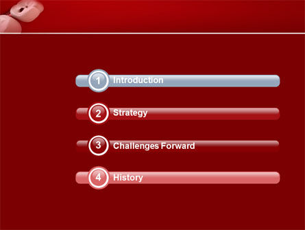 Caries PowerPoint Template, Slide 3, 04322, Medical — PoweredTemplate.com