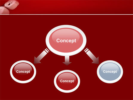 Caries PowerPoint Template, Slide 4, 04322, Medical — PoweredTemplate.com
