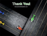 Racing Video Game PowerPoint Template#20