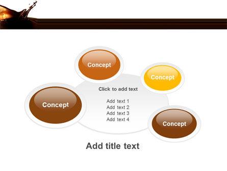 Coffee Flavor PowerPoint Template Slide 16