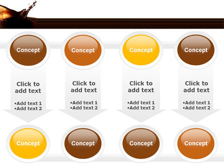 Coffee Flavor PowerPoint Template Slide 18