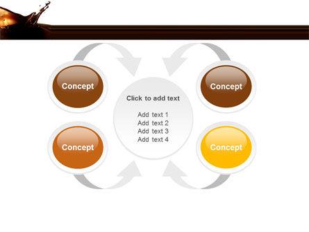 Coffee Flavor PowerPoint Template Slide 6