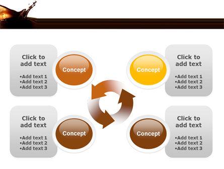 Coffee Flavor PowerPoint Template Slide 9