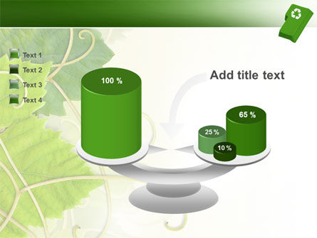 Recycling Technology PowerPoint Template Slide 10