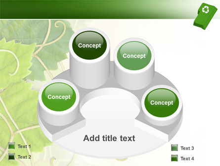Recycling Technology PowerPoint Template Slide 12