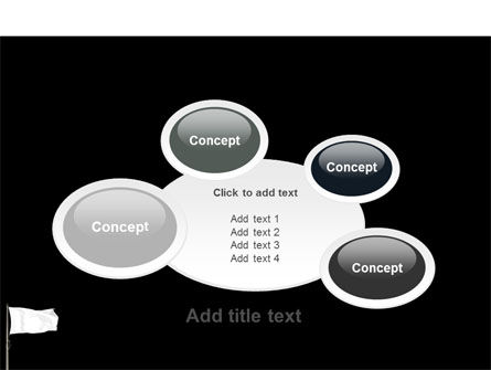 White Flag PowerPoint Template Slide 16