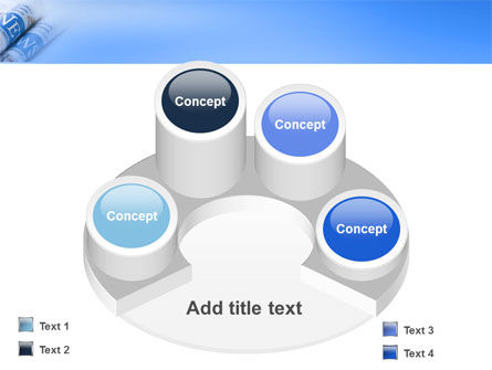 New Press PowerPoint Template Slide 12