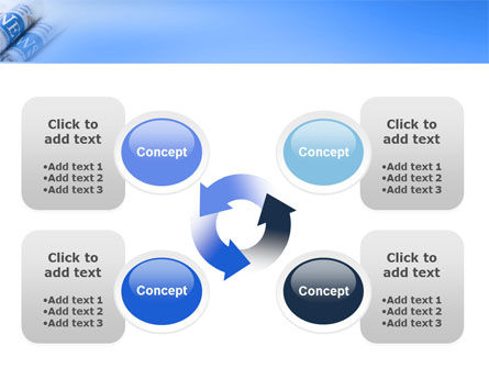 New Press PowerPoint Template Slide 9