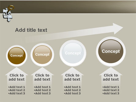 Key to Everything PowerPoint Template Slide 13