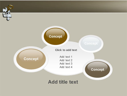 Key to Everything PowerPoint Template Slide 16